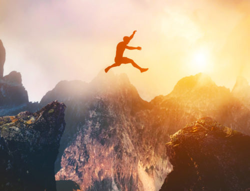 Leap of faith – the fear of losing what you love