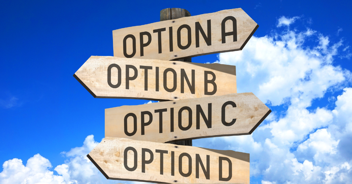 options when selling a business