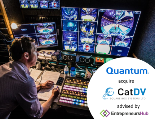 Entrepreneurs Hub are Pleased to Announce Quantum Acquires Square Box Systems Ltd, Maker of CatDV, to Help Businesses Get More Value from Unstructured Data
