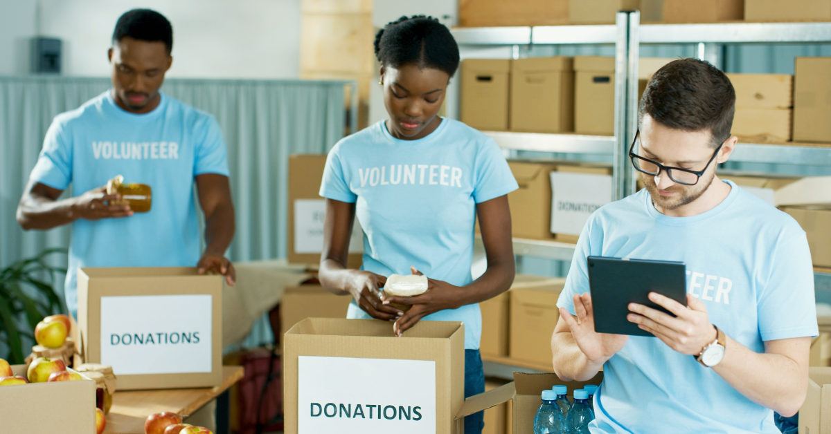the value of giving back