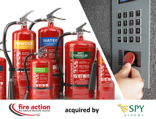 Entrepreneurs Hub advise on the sale of leading Fire Safety and Security Business