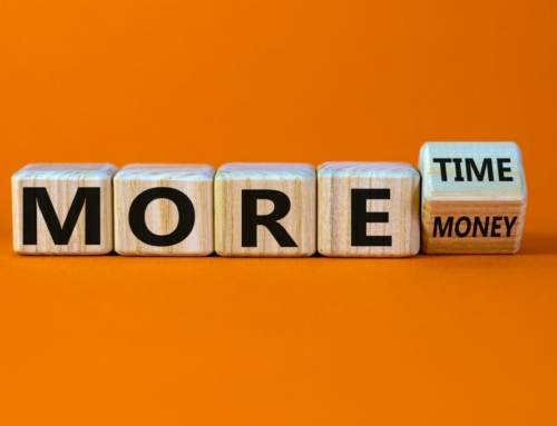 The one thing money can't buy is time…or can it?